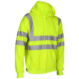 Kapton Hi Vis Zipper Yellow