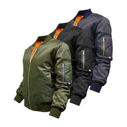 Ladies MA1 Bomber Jacket Gallery