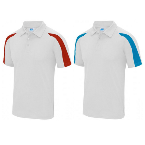 Mens Club Polo Shirts