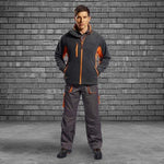 Portwest TX40 Heavy TwoTone Fleece Jacket Model
