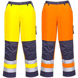 Portwest TX51 Hi Vis Cargo Trousers