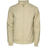 Soul Star Harrington Jacket Beige