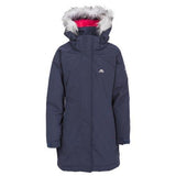 Trespass Girls Fame Jacket Navy Tone