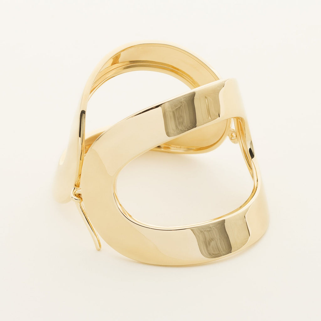 OLYMPIC BRACELET - gold plated silver