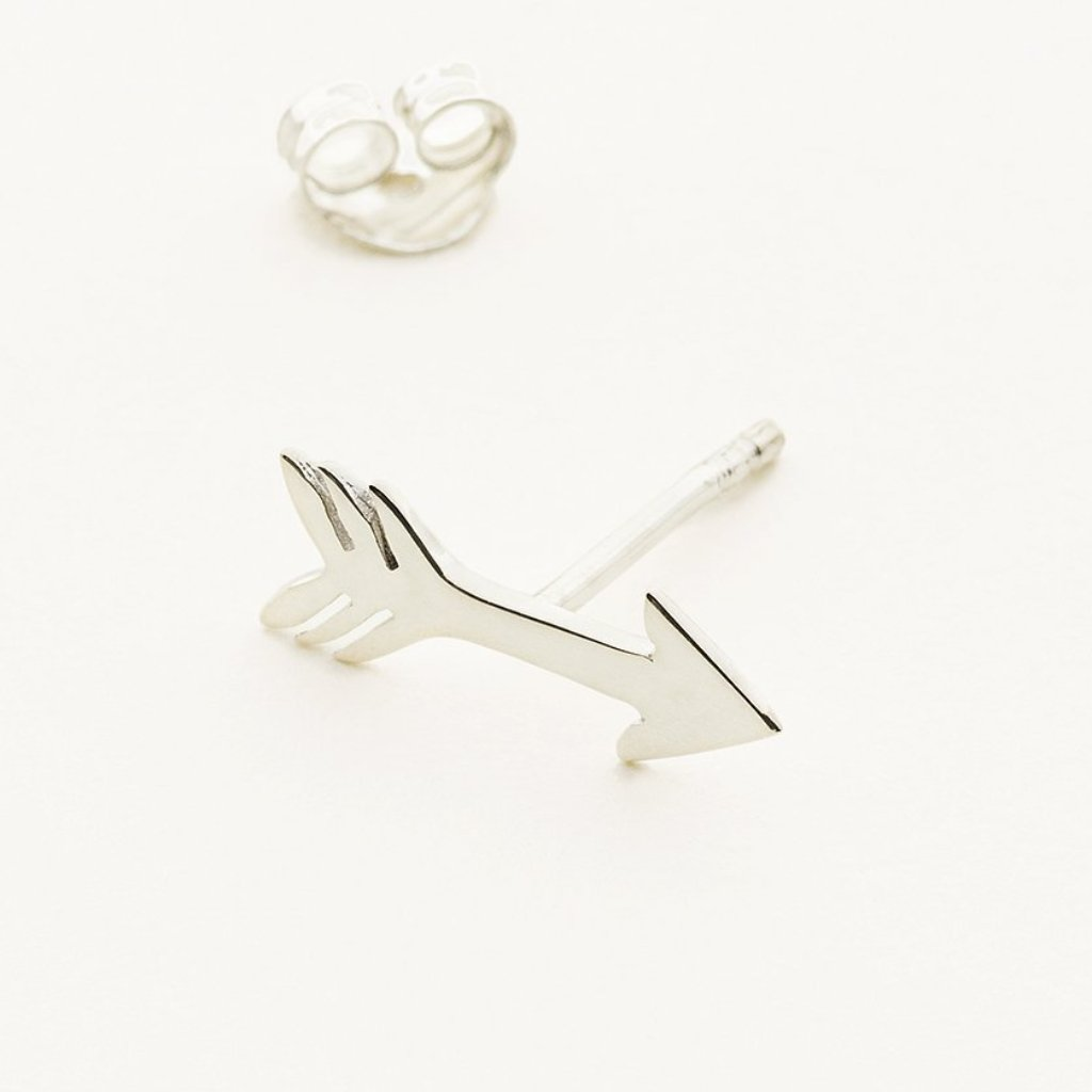 ARROW EARSTICK - silver