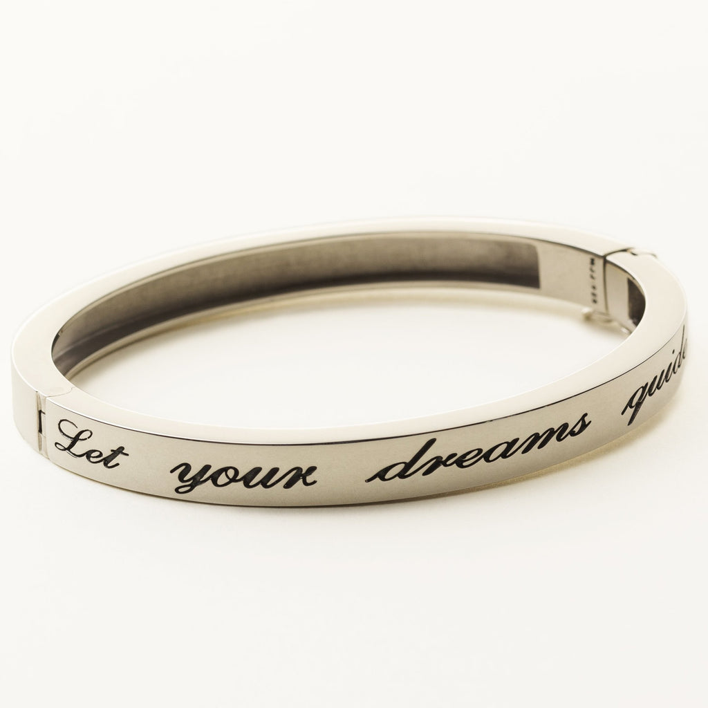 DREAM BANGLE - silver