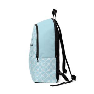 Blue Logo Backpack - Well World Official