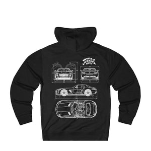 Well Luxury Auto Hoodie - Well World Official