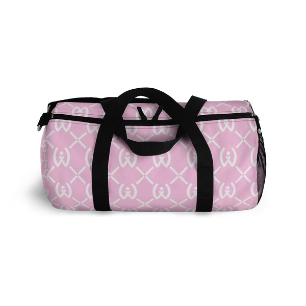 Pink Duffle Bag - Well World Official