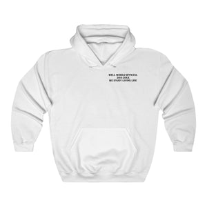 Well Text Logo Hoodie - Well World Official