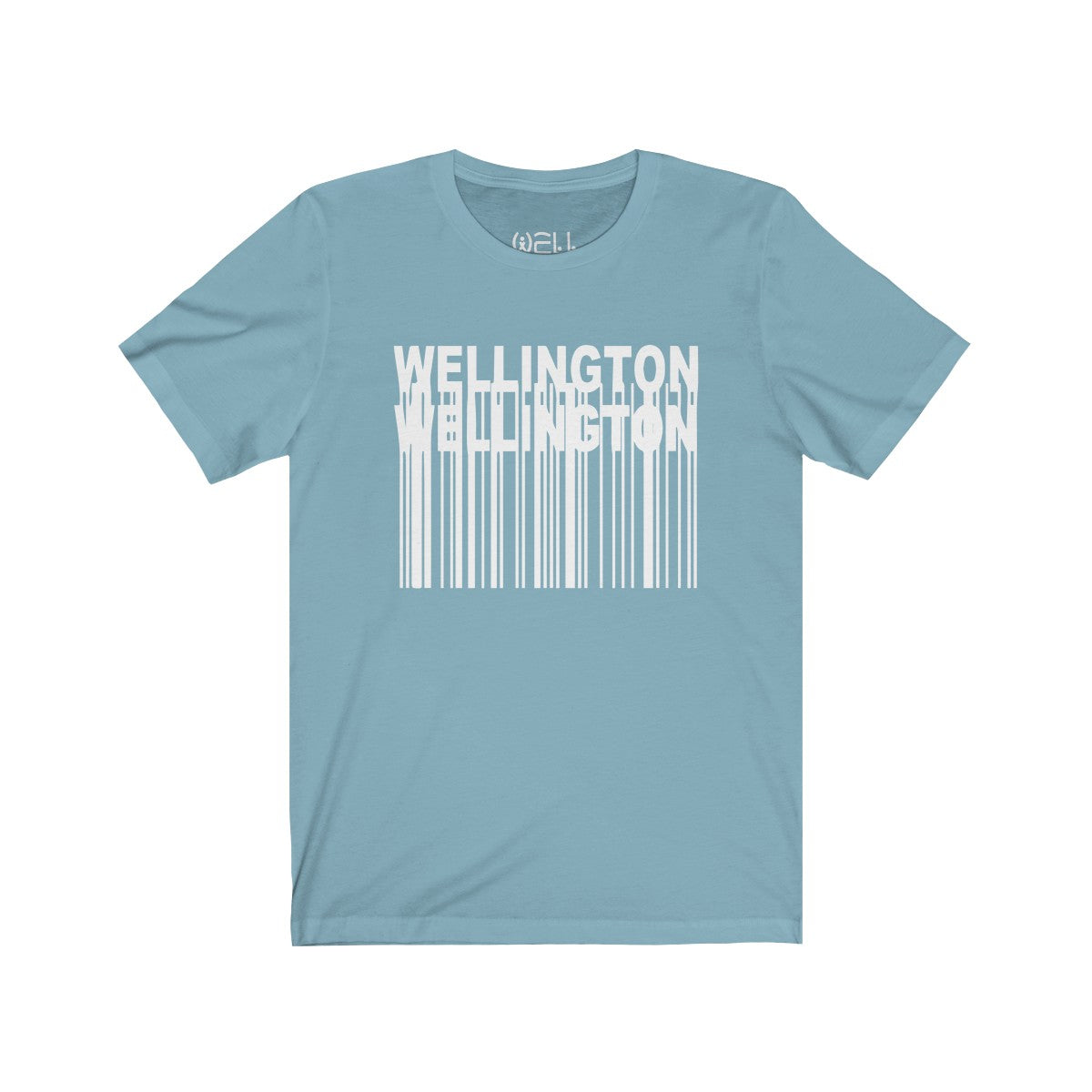 Classic Barcode (Various Colors) - Well World Official