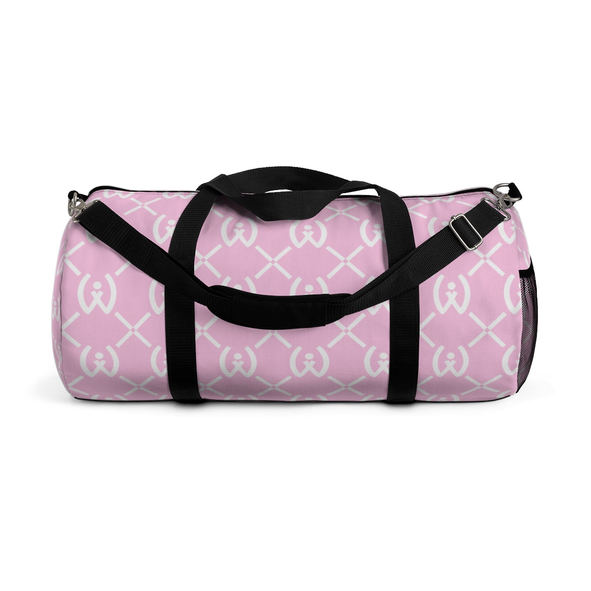 Pink Duffle Bag