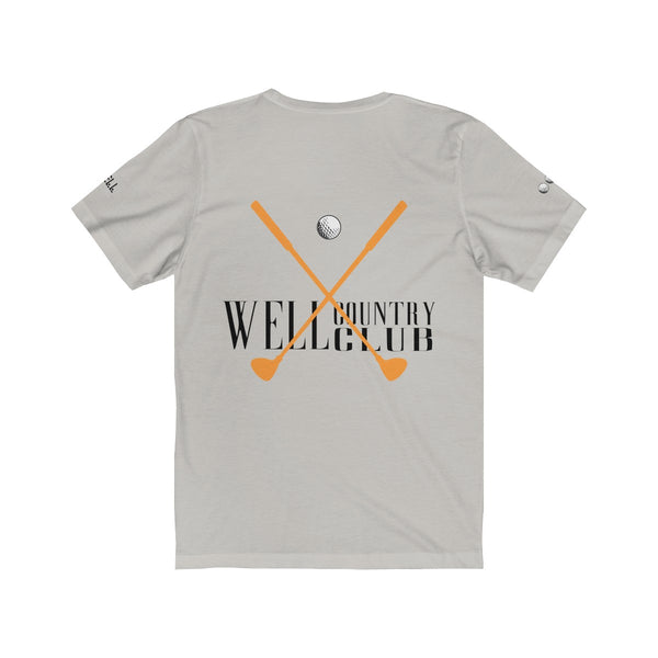 Well Country Club Tee - Well World Official