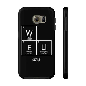 Well Periodic Phone Case - Well World Official