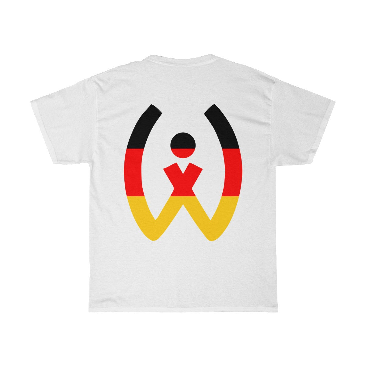 Well Germany Tee - Well World Official