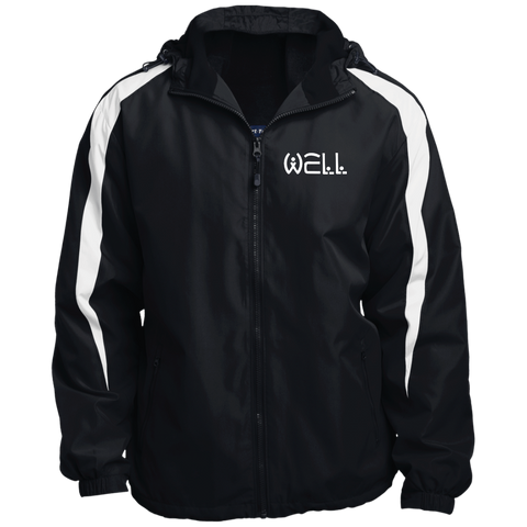 Well Logo Hooded Jacket - Well World Official