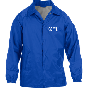 Logo Windbreaker - Well World Official