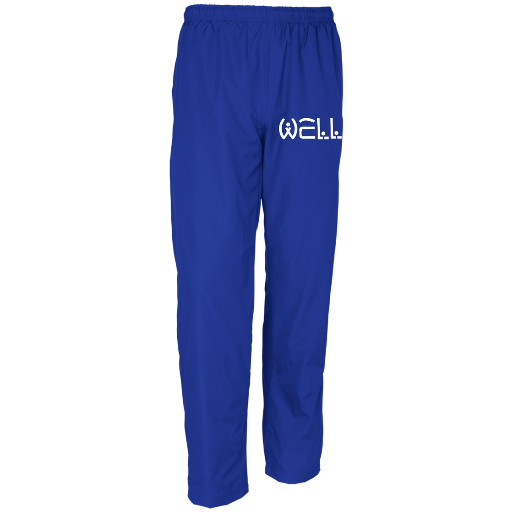 Well Logo Wind Pants - Well World Official