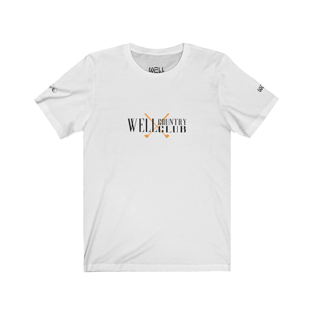 Well Country Club Tee