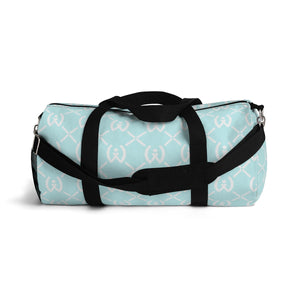 Blue Duffle Bag