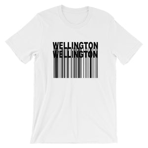 Classic Well Barcode Tee - Well World Official