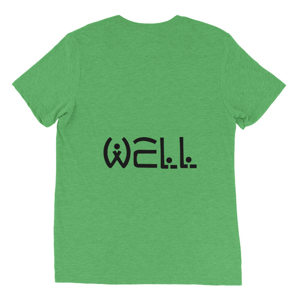 well world logo tee - Well World Official