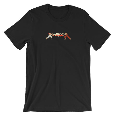 Street fighter Tee - Well World Official