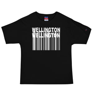 Classic Barcode Tee - Well World Official