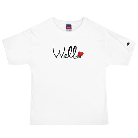 Rose Classic Tee - Well World Official