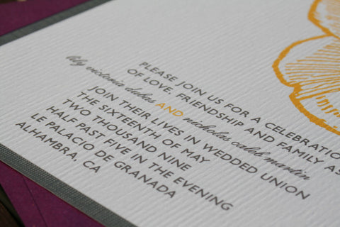 Wedding Invitations – Wedding Card Invitations - Wedding