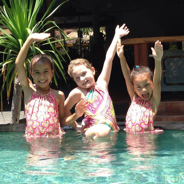 Travelling to Bali with kids