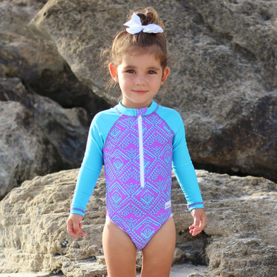 All In One Swimsuit - Diamonds - SOLD OUT