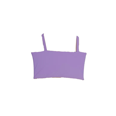 Bikini Top Sleepy Unicorn - Size 0 - Reversible - HeavenLee Swimwear