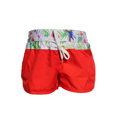 Girls Boardshorts - Parrots