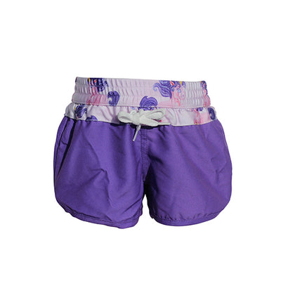 Girls Boardshorts - Unicorn