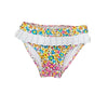 Frill Knicker - Pixie Dust SIZE 1 - HeavenLee Swimwear