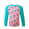 Long Sleeve Rash Top - Icecreams