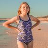 Swimmers One Piece - Oriental Blossom - HeavenLee Swimwear