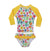 Rash Top Set - Summer Garden - Size 0/1 yrs