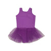 Tutu Swimsuit Purple - Size 0 - HeavenLee Swimwear