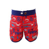 Boardshorts - Nautical - HeavenLee Swimwear