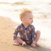 Sunsuit Boys - Fox - HeavenLee Swimwear