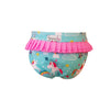 Frill Knicker - Unicorn Rainbows - HeavenLee Swimwear