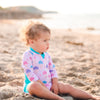 Sunsuit Girls - Icecreams - HeavenLee Swimwear