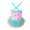Tutu Swimsuit - Icecreams - HeavenLee Swimwear