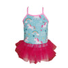 Tutu Swimsuit - Unicorn Rainbows - HeavenLee Swimwear