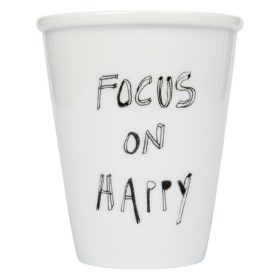 beker focus on happy