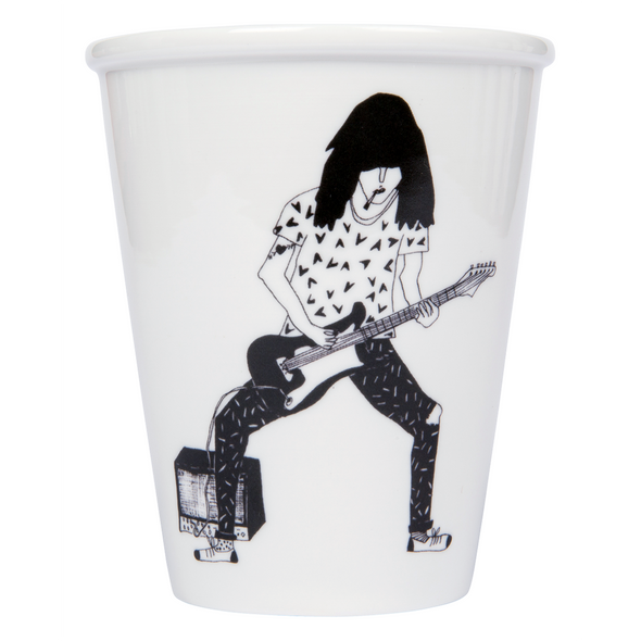 beker guitar player