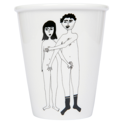 beker naked couple