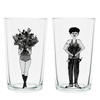 glas flower girl & flower man